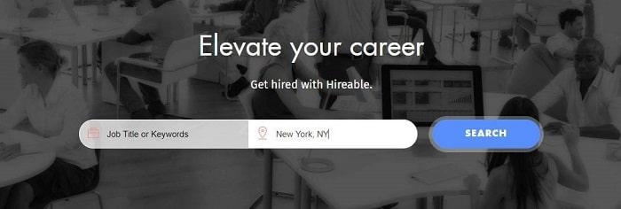 سایت فریلنسری hireable