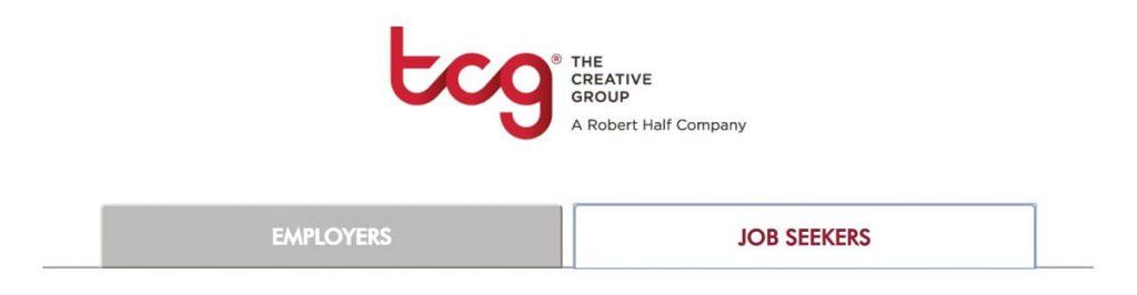 سایت فریلنسری the creative group