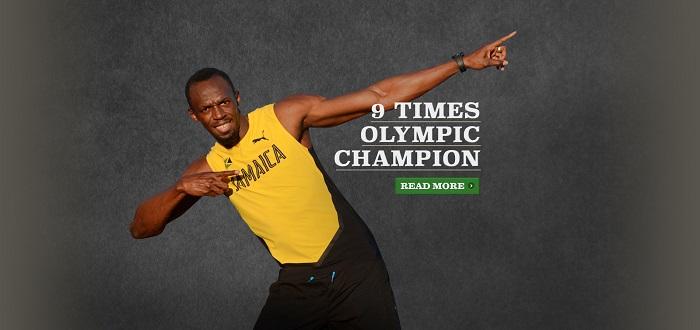 سایت Usain Bolt