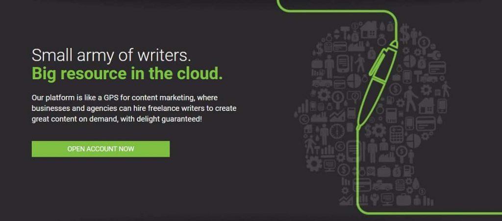 سایت فریلنسری Writer Access