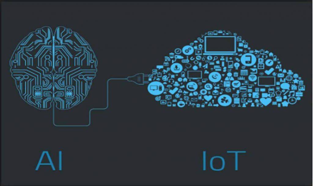 فواید ترکیب هوش مصنوعی و اینترنت اشیا