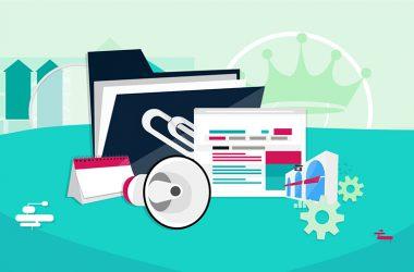 ایجاد لینک وبلاگ