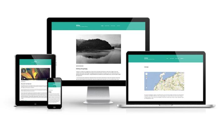 وبلاگ responsive طراحی کنید