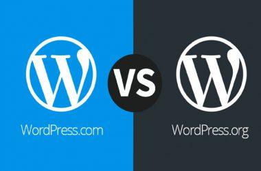 WordPress.org و WordPress.com