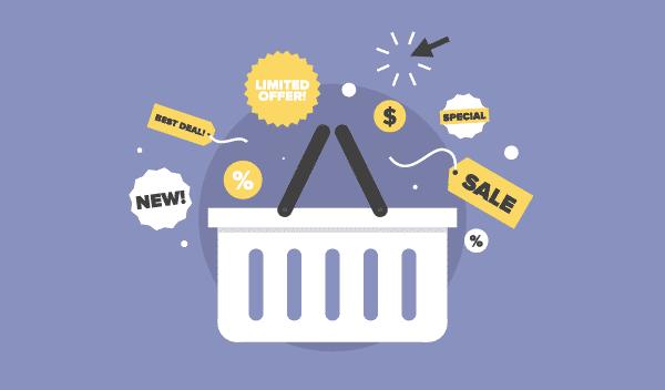 تخفیف محصول و فروش ویژه در بازاریابی پیامکی