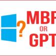 GPT و MBR